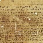 Descubren papiro antiguo que hace referencia a la Última Cena