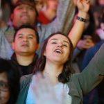 Más de mil jóvenes rusos deciden seguir a Jesús en evento cristiano
