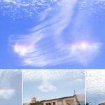 Señales Proféticas en los Cielos de México paralizan a la Sociedad