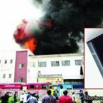 Miles de Biblias quedan intactas tras incendio en local de Sociedad Bíblica de Zambia