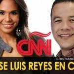 Entrevista de José Luis Reyes en CNN en Español Con Mariela Encarnación (VIDEO)