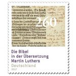 Alemania sí dedica un sello a la Biblia de la Reforma (Video)