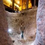 restos de la ciudad de david