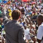 evento en haiti